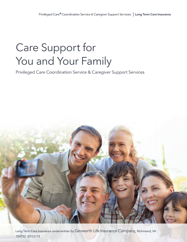 LTCA - Genworth Long Term Care Insurance